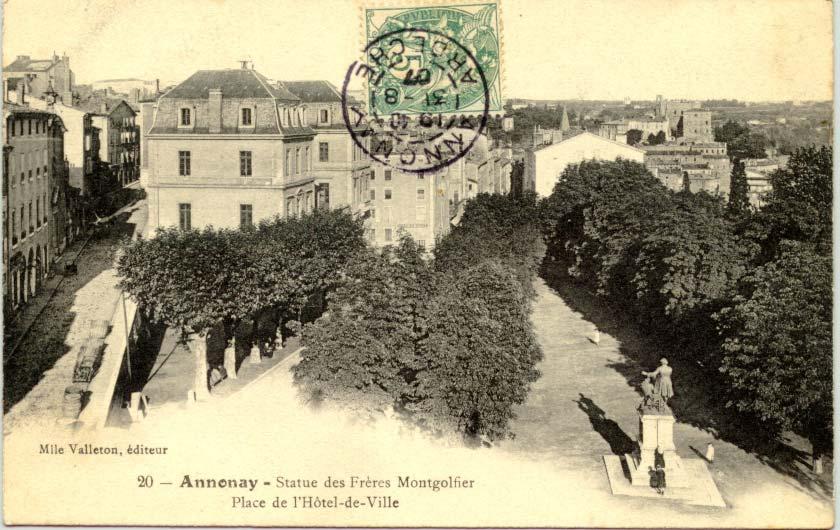 Foyer Hotel De Ville Annonay : La mairie annonay ardeche