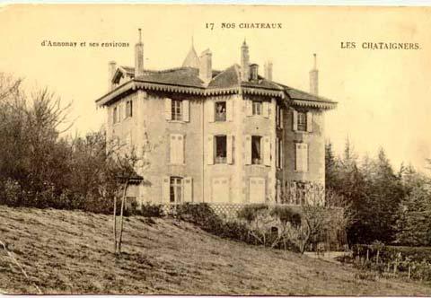 Château, Les Châtaigniers (1)