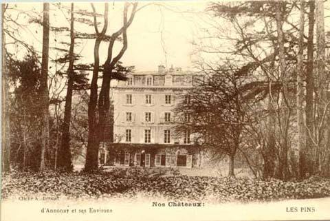 Château, Les Pins (1)