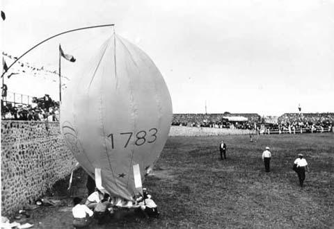 Fête Montgolfier 1933 (13) : La fête à Vissenty