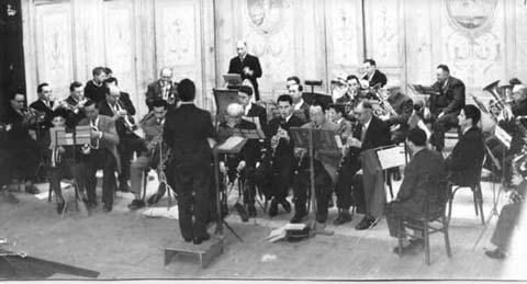 Union Instrumentale, concert