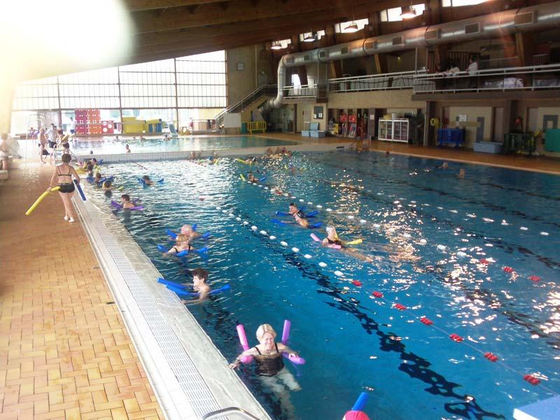 la natation et l 39 aquagym annonay ardeche