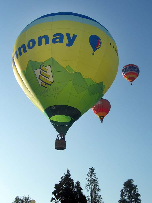 montgolfiere annonay