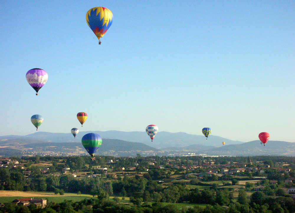 montgolfiere nord