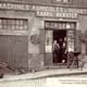 Rue de Tournon, 33 (1921) : Magasin de machines agricoles & industrielles Raoul Rebatet