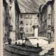 Place Grenette, illustration / D. CHANTEREAU